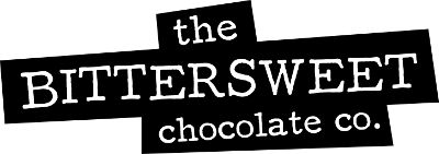 The bitter sweet chocolate logo